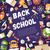 Zurück · in · die · Schule · Apfel · Bildung · Symbole · Vektor · Welt - stock foto © decorwithme