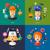 illusztráció · terv · üzlet · illusztrációk · emberek · foglalkozások - stock fotó © decorwithme