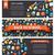 vector school flat design flyer templates stock photo © decorwithme