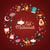 ramadan · cartão · árabe · noite · camelo - foto stock © decorwithme