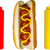 hotdog · mosterd · geïsoleerd · witte · hond · vlees - stockfoto © dehooks