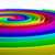 3D · szivárvány · spektrum · színes · textúra · terv - stock fotó © dengess