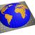földgömb · fűrész · kék · Föld · lyuk · kapcsolat - stock fotó © dengess