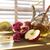 miodu · jar · jabłka · granat · nowy · rok · wakacje - zdjęcia stock © denisgo
