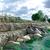 edad · costa · playa · de · arena · wallpaper - foto stock © denisgo