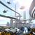 futurista · cidade · negócio · escritório · casa - foto stock © denisgo