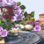 ünnepel · zsidó · húsvét · tojások · virágok · természet · tavasz - stock fotó © denisgo