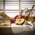 miel · jar · manzanas · granada · hebreo · religiosas - foto stock © denisgo