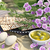 jewish celebrate pesach passover with eggsolive matzo and flowers on nature background stock photo © denisgo