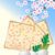 зеленый · золото · цветочный · Label · цветок · вино - Сток-фото © denisgo