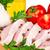 verse · groenten · vlees · witte · voedsel · gezondheid · groene - stockfoto © DenisNata