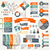 3D · vetor · mapa · do · mundo · ilustração · infográficos · modelo · de · design - foto stock © designer_things