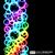 eps10 · brillante · efectos · de · luz · azul · vertical · ilustración - foto stock © Designer_things