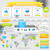 web elements template icons slider banner and buttons vector stock photo © designer_things