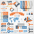 vector · lume · infografica · set · 3D · hartă · a · lumii - imagine de stoc © designer_things