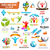 people social community 3d icon and symbol pack vector design elements change color of icons in ac stock photo © designer_things