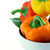 red orange and yellow sweet pepper stock photo © designsstock