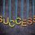 文字 · 絞首刑 · 成功 · 青 · 背景 · 手紙 - ストックフォト © designsstock