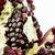 quebrado · romã · fruto · branco · comida · vermelho - foto stock © designsstock