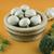 setas · ajo · perejil · restaurante · petróleo - foto stock © designsstock