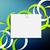 vintage · paperclip · nota · geïsoleerd · witte - stockfoto © designsstock