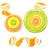 abstrato · laranja · fatias · comida · fundo · foto - foto stock © designsstock