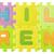 Puzzle · Wort · Puzzleteile · Bau · Bildung · Spielzeug - stock foto © designsstock