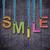 文字 · 絞首刑 · 笑顔 · 青 · 背景 · 手紙 - ストックフォト © designsstock