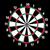 dardo · bordo · ojo · centro · superficial - foto stock © designsstock