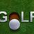 高爾夫球 · 唇 · 杯 · 美麗 · 高爾夫球場 · 業務 - 商業照片 © designsstock