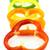 água · doce · laranja · fatias · isolado · branco - foto stock © designsstock