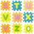 ábécé · puzzle · szett · levelek · fehér · vágási · körvonal - stock fotó © designsstock