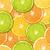 turuncu · limon · kireç · dilimleri · su · hava - stok fotoğraf © designsstock