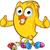 Пасху · куриного · характер · Cartoon · иллюстрация · яйцо - Сток-фото © DesignWolf