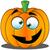 lanterna · abóbora · cara · sorrir · laranja · doce - foto stock © DesignWolf