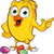 húsvét · csirke · karakter · rajz · illusztráció · tojás - stock fotó © DesignWolf
