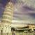 dől · torony · klasszikus · stílus · építkezés · művészet - stock fotó © deyangeorgiev