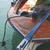 pesca · barcos · vacío · playa · Sri · Lanka - foto stock © deyangeorgiev