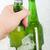緑 · ボトル · ビール · 手 · アイスキューブ - ストックフォト © deyangeorgiev
