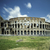 romana · coliseo · antigua · ruinas · Roma - foto stock © deyangeorgiev