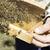 bijen · huis · hout · natuur - stockfoto © deyangeorgiev