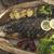 鮭 · 野菜 · 調理 · ランチ - ストックフォト © deyangeorgiev