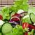 gemengd · salade · voedsel · tomaat · dieet - stockfoto © deyangeorgiev