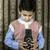 gyermek · elvesz · képek · régi · fényképezőgép · fiú · klasszikus - stock fotó © deyangeorgiev