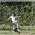 ninos · jugando · fútbol · jóvenes · hermanos - foto stock © deyangeorgiev