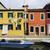 straat · Italië · smal · oude · veelkleurig · huizen - stockfoto © deyangeorgiev