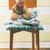 Nounours · bébé · chambre · mère · silhouette · mur - photo stock © deyangeorgiev
