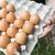 yumurta · eller · çiftçi · çim · el · doğa - stok fotoğraf © deyangeorgiev