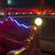 kırmızı · sirk · çadır · iç · kumaş · içinde - stok fotoğraf © deyangeorgiev