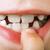 child shows tooth stock photo © deyangeorgiev